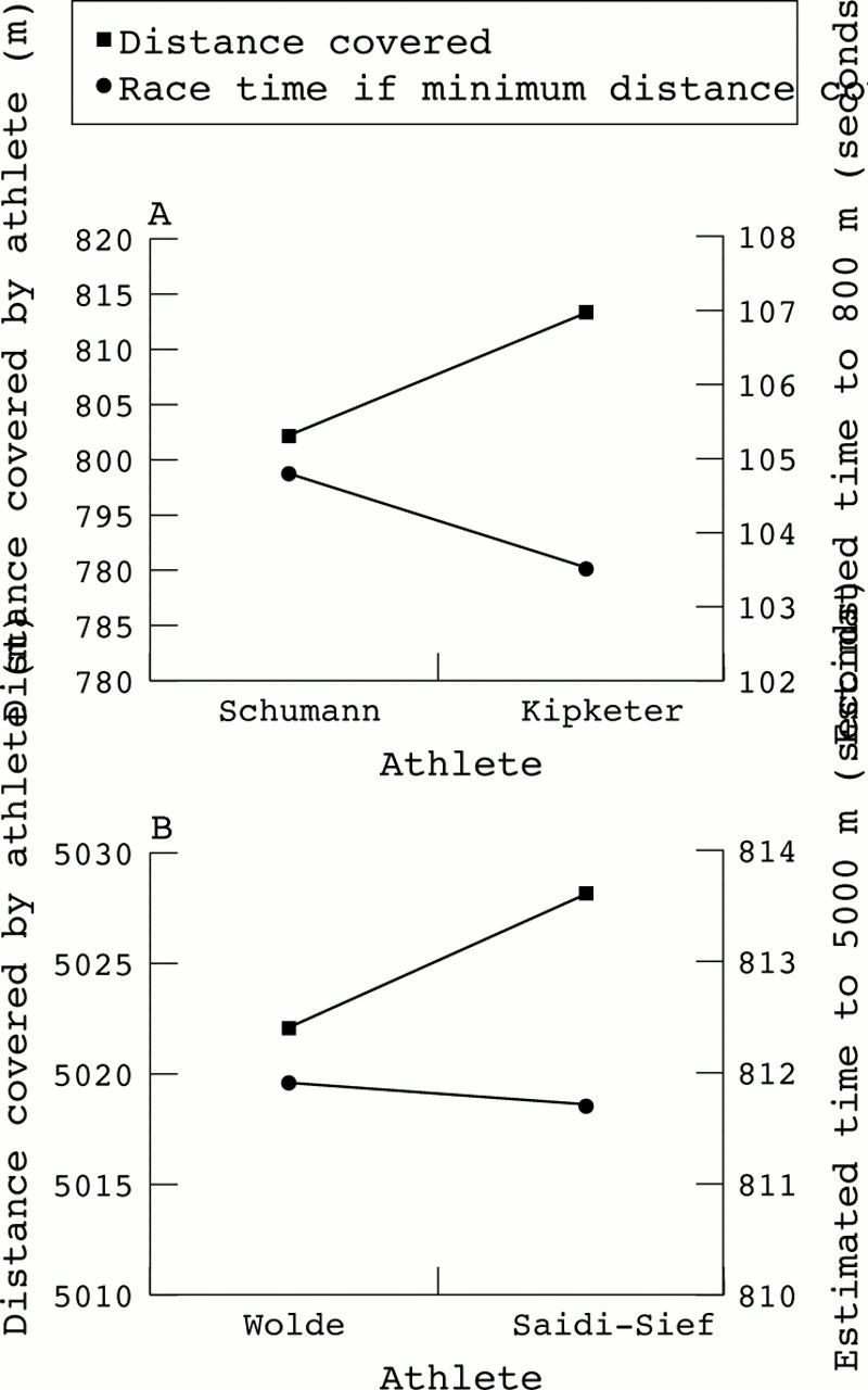 Bioenergetic Constraints On Tactical Decision Making In Middle