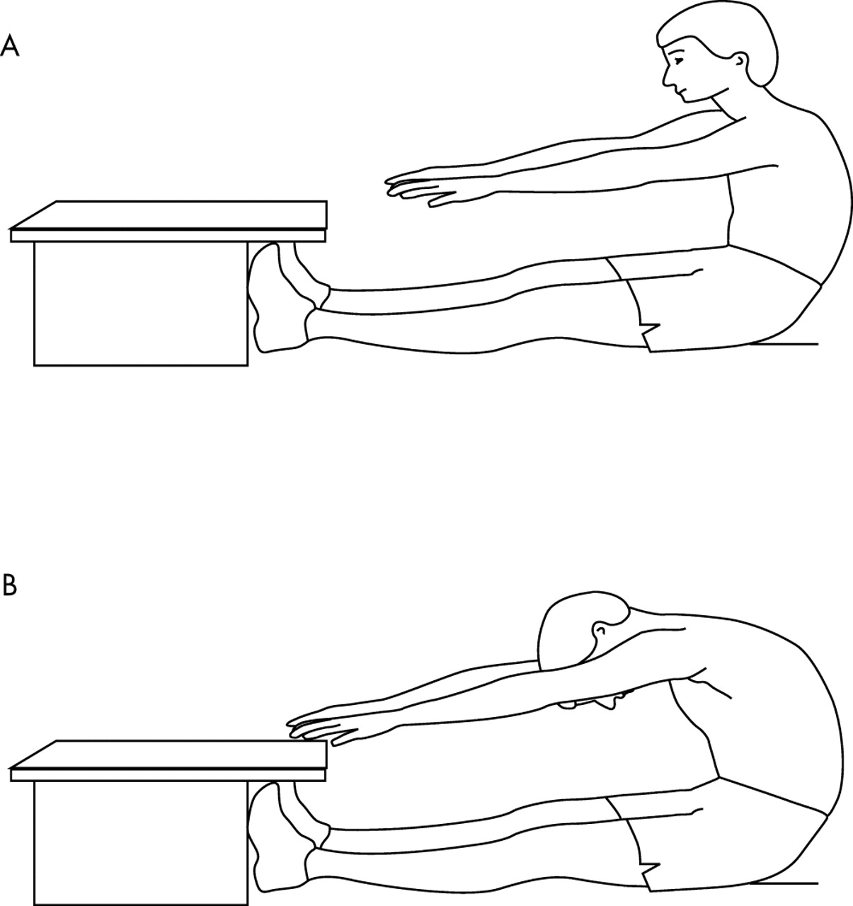 Effect Of Massage Of The Hamstring Muscle Group On Performance Of The Sit And Reach Test