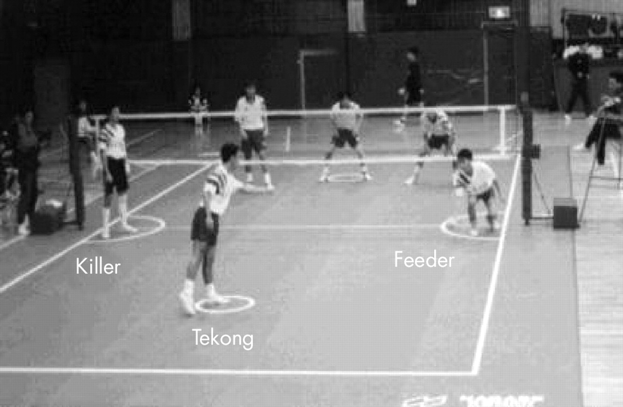 Anthropometric and physiological profiles of sepak takraw ... Badminton Players Position