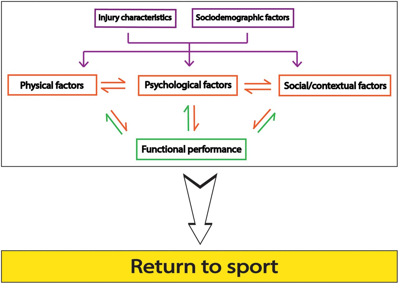 Health decision and biopsychosocial model