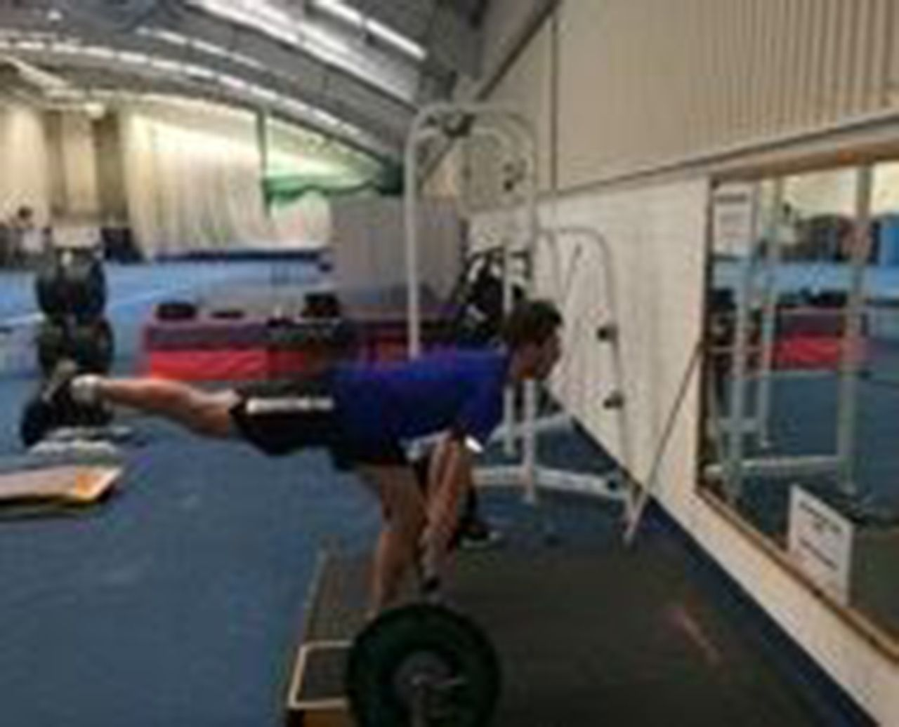 Hamstring rehabilitation in elite track and field athletes: applying