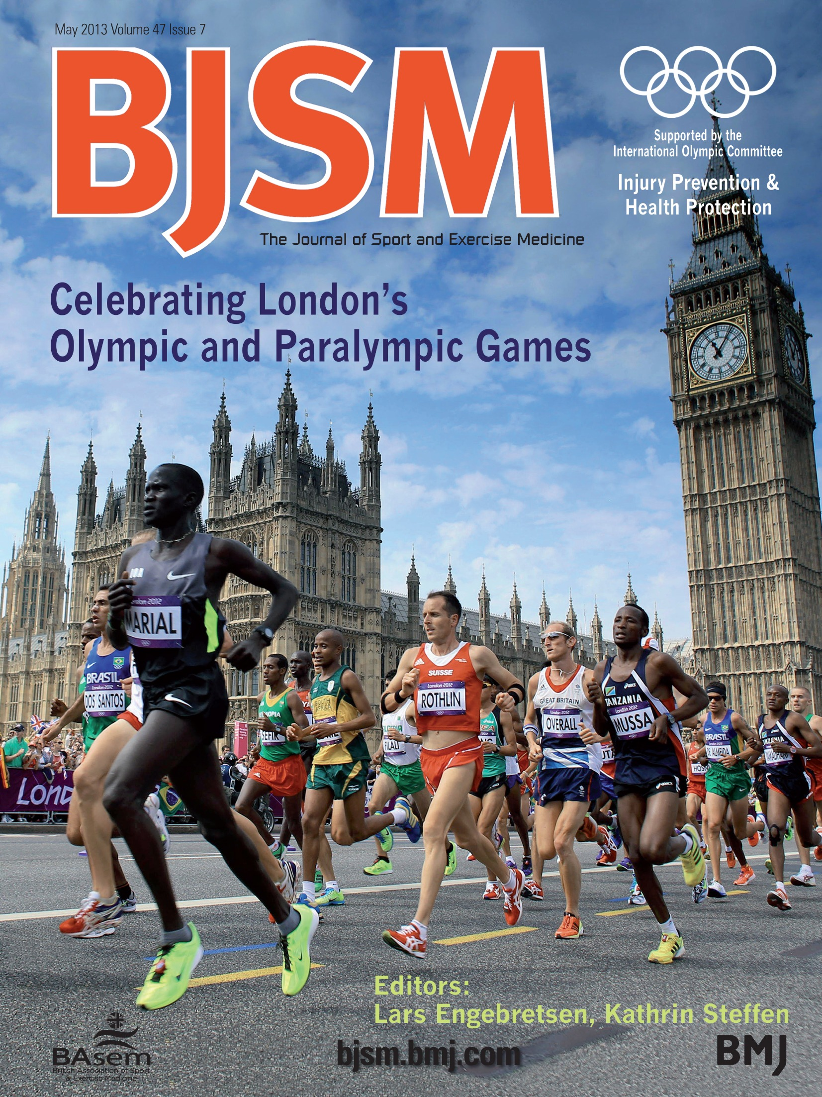 The epidemiology of injuries at the London 2012 Paralympic Games ... bd6dcae03c1