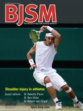 British Journal of Sports Medicine: 44 (5)