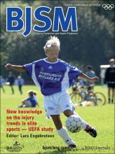 British Journal of Sports Medicine: 45 (7)