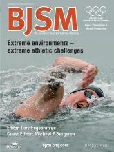 British Journal of Sports Medicine: 46 (11)