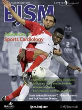 British Journal of Sports Medicine: 46 (Suppl 1)