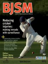 British Journal of Sports Medicine: 47 (10)