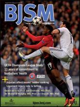 British Journal of Sports Medicine: 47 (12)