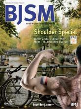 British Journal of Sports Medicine: 47 (14)