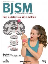 British Journal of Sports Medicine: 47 (17)