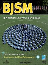 British Journal of Sports Medicine: 47 (18)