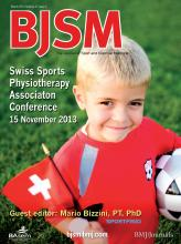 British Journal of Sports Medicine: 47 (4)