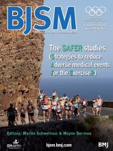 British Journal of Sports Medicine: 48 (11)
