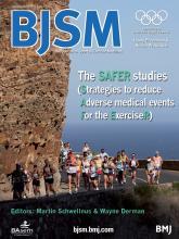 British Journal of Sports Medicine: 48 (11)
