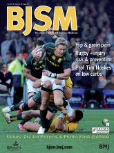 British Journal of Sports Medicine: 48 (14)