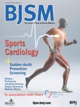 British Journal of Sports Medicine: 48 (15)