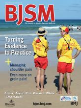 British Journal of Sports Medicine: 48 (16)