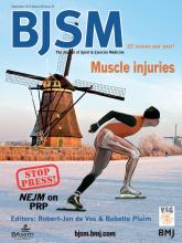 British Journal of Sports Medicine: 48 (18)