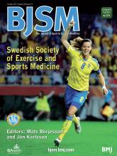 British Journal of Sports Medicine: 48 (19)