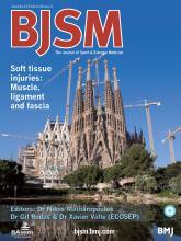 British Journal of Sports Medicine: 48 (22)