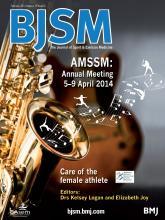 British Journal of Sports Medicine: 48 (4)