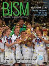 British Journal of Sports Medicine: 49 (9)