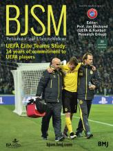 British Journal of Sports Medicine: 50 (12)