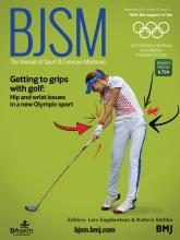 British Journal of Sports Medicine: 50 (17)