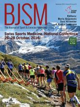 British Journal of Sports Medicine: 50 (18)