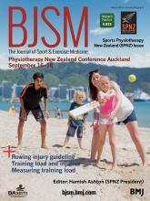 British Journal of Sports Medicine: 50 (5)