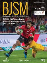 British Journal of Sports Medicine: 51 (15)