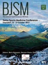 British Journal of Sports Medicine: 51 (18)