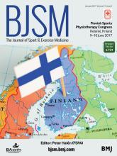 British Journal of Sports Medicine: 51 (2)