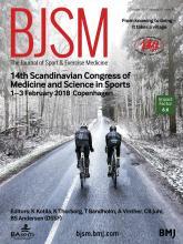 British Journal of Sports Medicine: 51 (20)