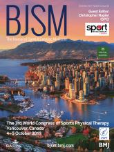 British Journal of Sports Medicine: 51 (23)