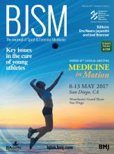 British Journal of Sports Medicine: 51 (3)