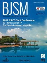 British Journal of Sports Medicine: 51 (6)