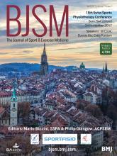 British Journal of Sports Medicine: 51 (7)