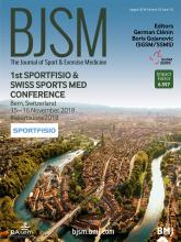 British Journal of Sports Medicine: 52 (16)