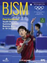 British Journal of Sports Medicine: 52 (17)