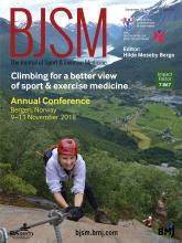 British Journal of Sports Medicine: 52 (18)