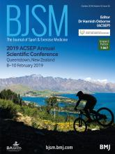British Journal of Sports Medicine: 52 (20)