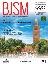 British Journal of Sports Medicine: 52 (7)