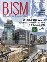 British Journal of Sports Medicine: 52 (8)
