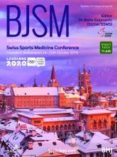 British Journal of Sports Medicine: 53 (18)