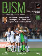 British Journal of Sports Medicine: 53 (5)