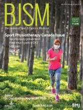 British Journal of Sports Medicine: 54 (14)