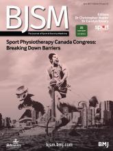 British Journal of Sports Medicine: 55 (12)