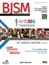 British Journal of Sports Medicine: 55 (3)