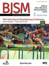 British Journal of Sports Medicine: 55 (9)